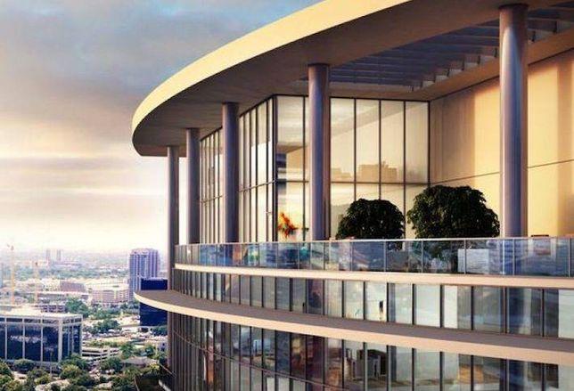 Philip Johnson Returns to Design Luxury Aurora Condo