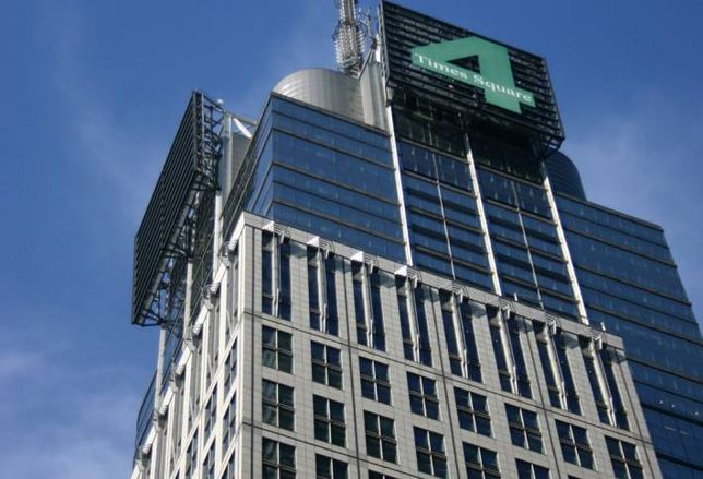 Durst Signs Tax Firm to 95k SF at 4 Times Square