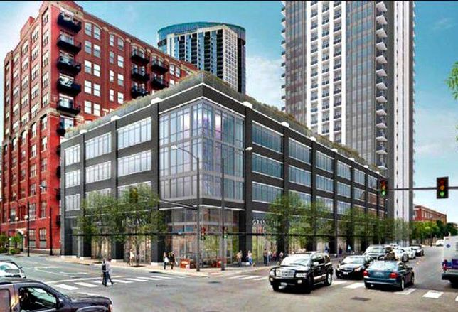 Onni Group's River North Multifamily Project Stalls