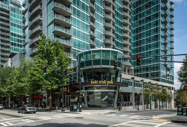Jamestown Puts Prime Peachtree Street Retail on Block