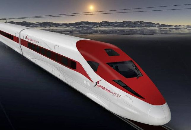 History Making: China Part of JV Building High-Speed Rail in US