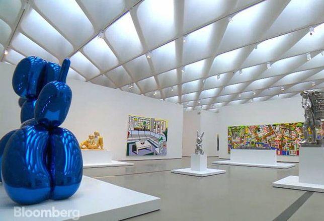 Billionaire Builds $140M Museum for Art Collection