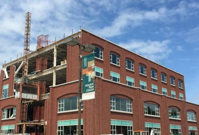 Wareham Finishes LEED Gold Life Science Office in Berkeley