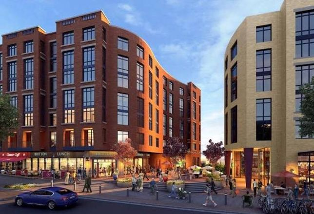 DC Office Of Planning Opposes Tenleytown/Georgetown Day Project