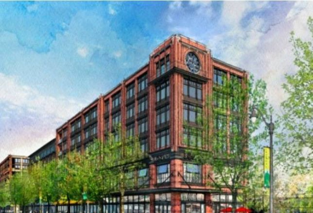 New Plans Unveiled for Logan Square Mega Mall Redevelopment