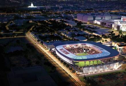 Eminent Domain Battle: District Seizes Land for DC United Stadium Site