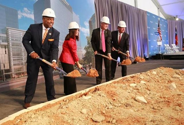 Liberty Mutual Digs Plano; Kicking Off $325M Expansion