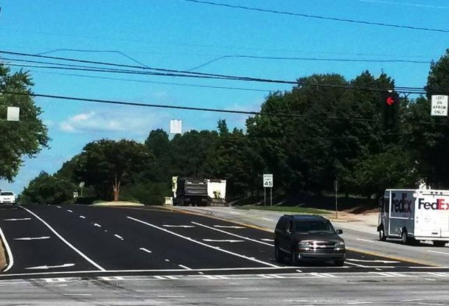 Gwinnett Place Plans Traffic Improvements