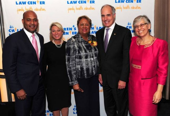 $1.2M Raised at Children's Law Center Gala