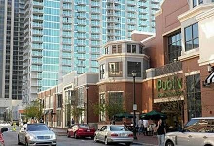 Hines, Morgan Stanley Grab Atlantic Station Retail Village For $200M