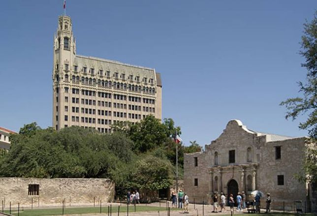 State Buys Historic Property Across from Alamo