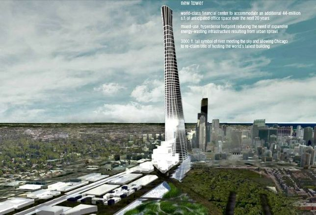 Here's Perkins+Will's Design Competition Winner