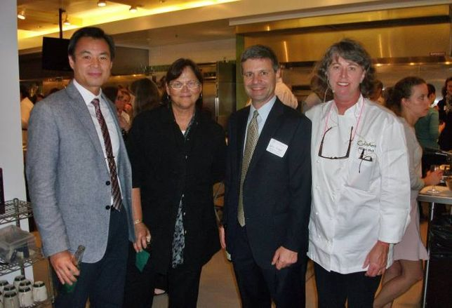 Celeb Chefs Judge Law Firm Cook-Off
