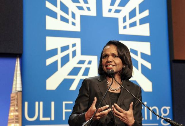 Condoleezza Rice at ULI: How to Reassert the US on the Global Stage