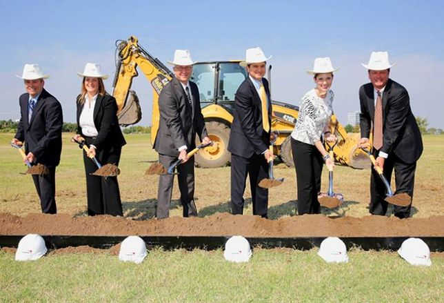 Capital One Breaks Ground on Plano Office Building