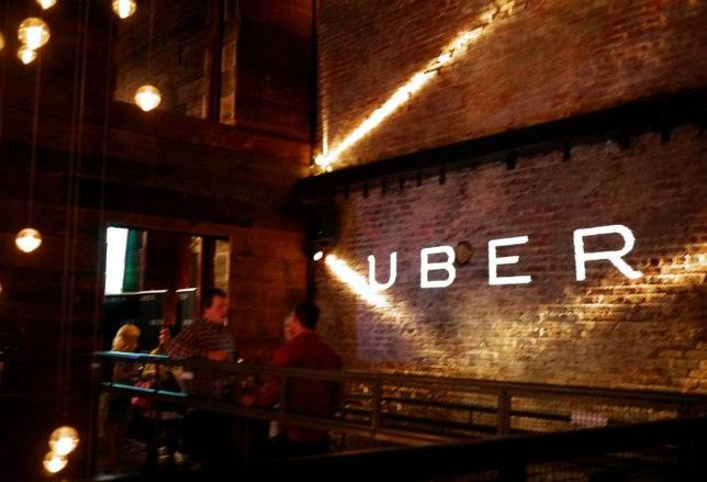 Uber Steps on Toes with New Office Lease