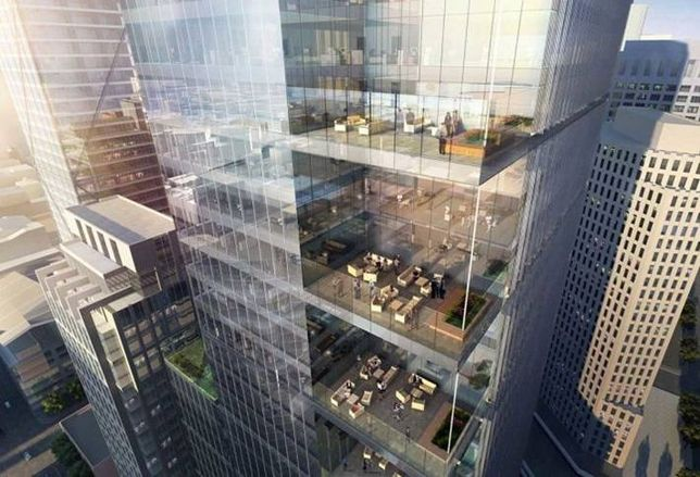 43-Story Park Tower at Transbay Breaks Ground