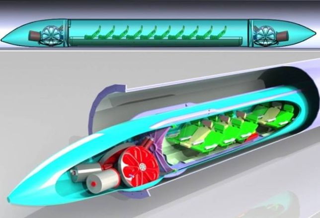 Two Startups Are Fighting to Build the First Hyperloop