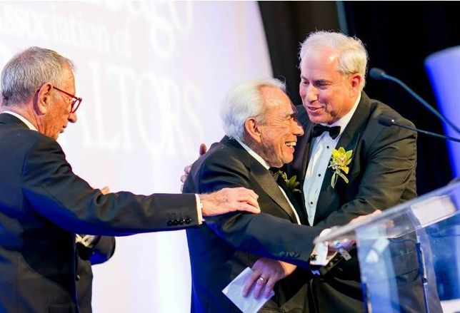 Imperial Realty's Klairmonts Inducted Into Chicago Realtors Hall of Fame