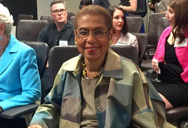 Eleanor Holmes Norton Says Women Need to Get Restless