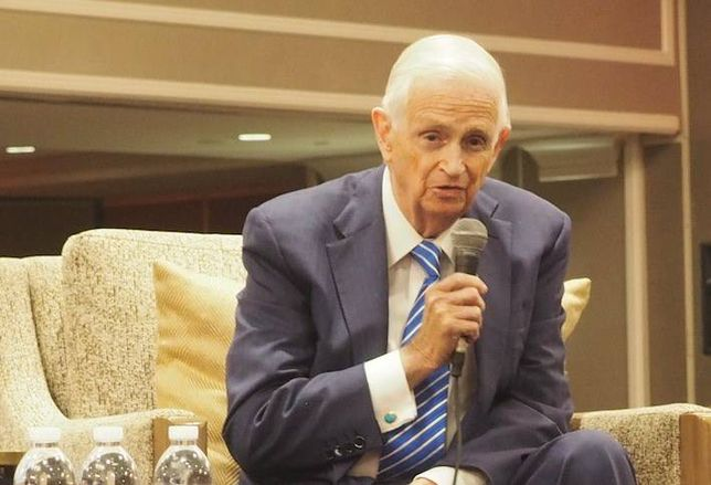 Marriott founder Bill Marriott
