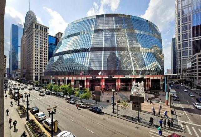 The Thompson Center, Chicago