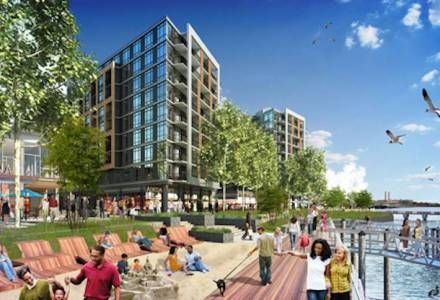 Renderings Revealed for Dock 79 Apartments