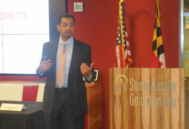 Sterne Kessler Focuses on Pharma