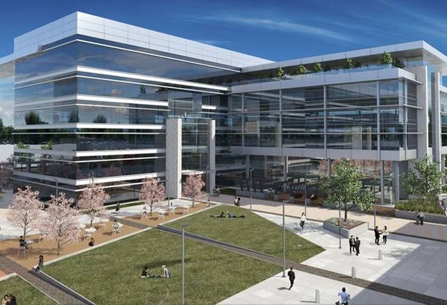 Windy Hill Pitching Massive San Carlos Office Project