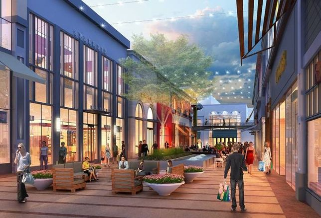Macerich Lines Up Big Retail Expansion at East Bay's Broadway Plaza