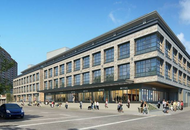 Retail Unveiled for Coney Island's Neptune/Sixth