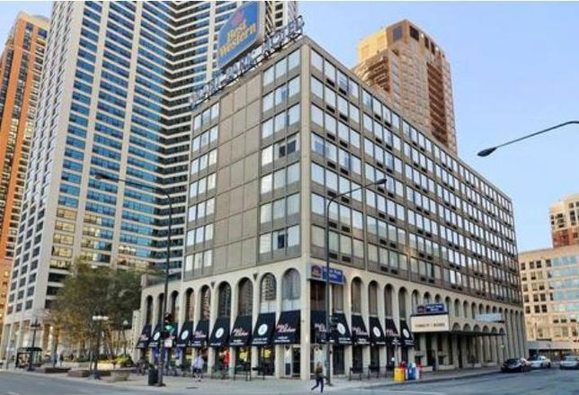 Best Western Grant Park Owners Want to Build 281-Room Hilton