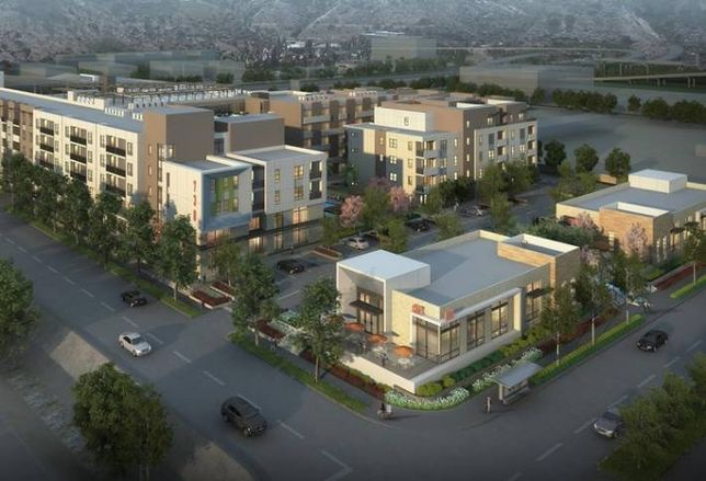 Dinerstein Moving Forward on Mission Valley Mixed-Use