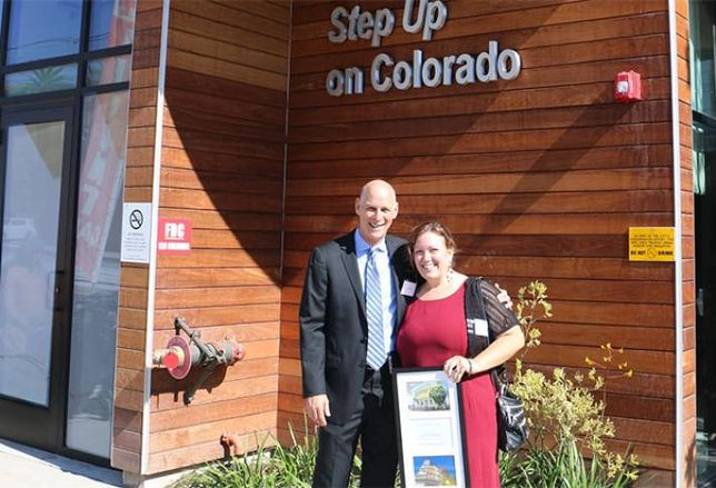 Step Up on Colorado Supportive Housing Opens in Santa Monica
