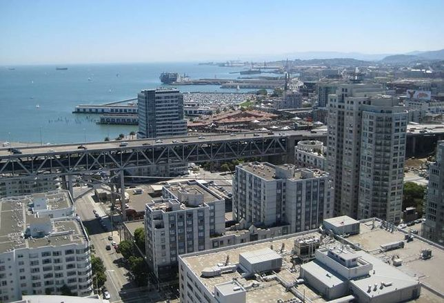 The Transformation of S.F.'s SoMa Skyline