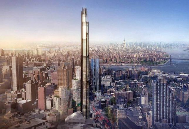 Brooklyn's First Supertall Is All Systems Go