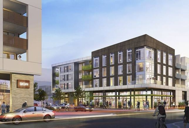Rendering Reveal: Lennar Shares Vision for Fremont Mixed-Use