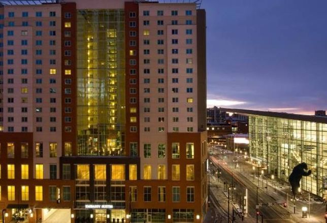 Convention Center Hotel Fetches $170M