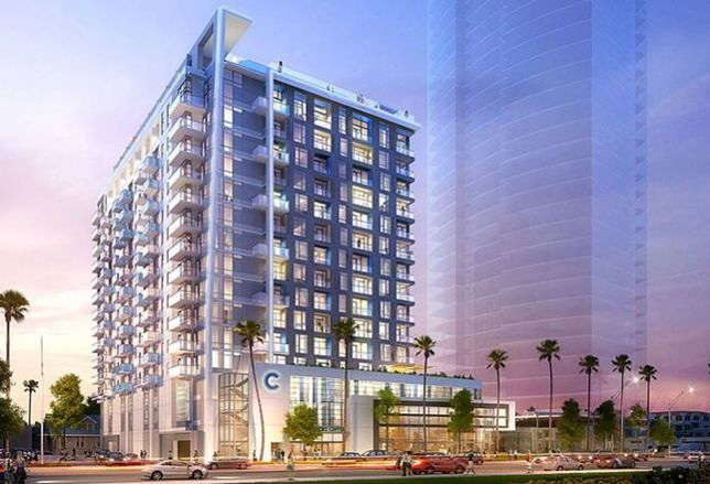 Long Beach Welcoming First Luxury High-Rise in 50 Years