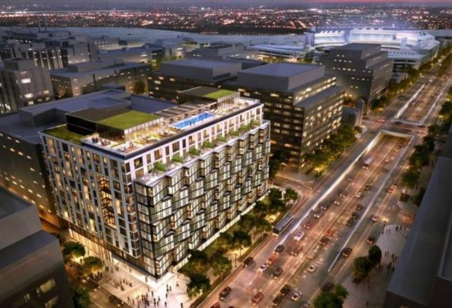 Sneak Peek: Lerner's Residential Project Near Nationals Park