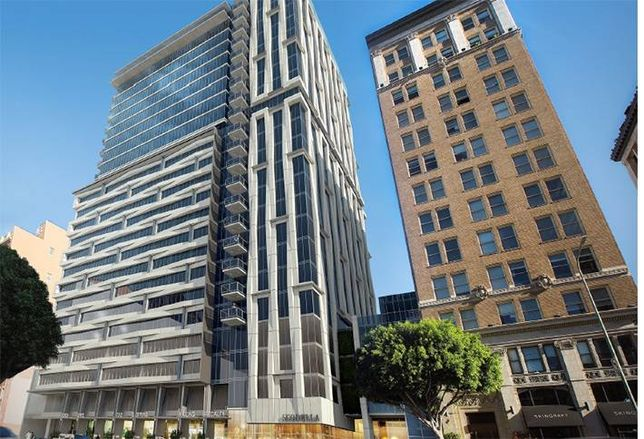 Holland Partners Planning Second Residential Tower in Historic Core