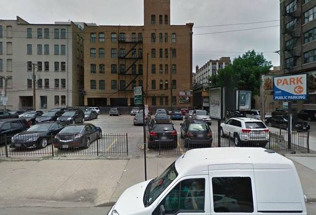 JFJ Proposes 24-Story River North Condo Tower