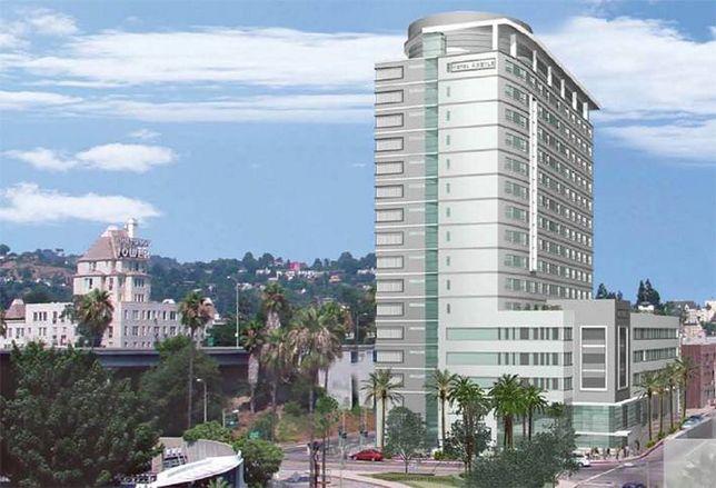 16-Story Kimpton Joining Hollywood Hotel Boom