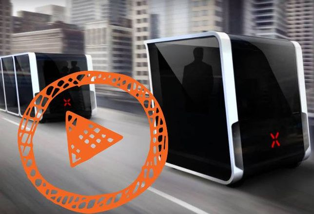 Video of the Day: Next Future Modular Transportation Swarms the Commuting Hordes