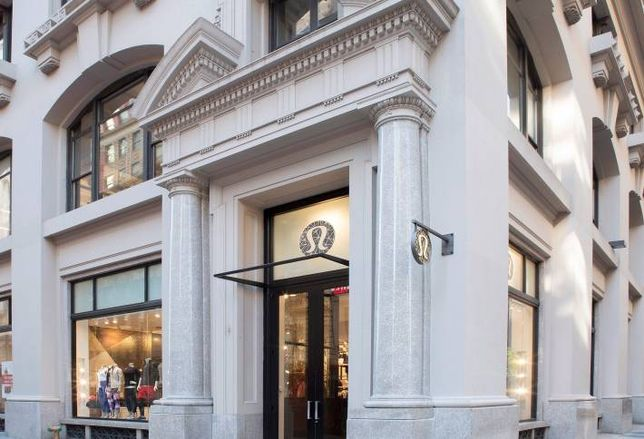 Lululemon Unveils Store of the Future with New York Flagship Location