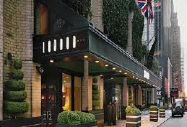 Blackstone Sells London Hotel for $382M