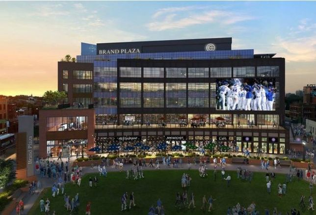 Another Offseason, More Wrigley Field Renovations