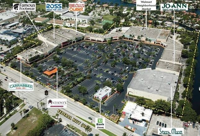 Acquire Real Estate Completes Crowdfunding for Pompano Beach Retail Center
