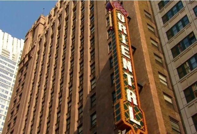 Oriental Theatre, Chicago, IL