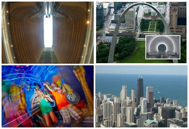 10 Coolest US Elevators You'll Ever See